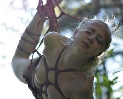 Kwistis (Saint-Petersburg)- shibari model of RopeFest Baltia!